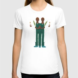 Cosmas and Damian T-shirt