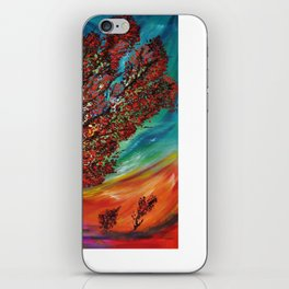 The Wow Tree iPhone Skin
