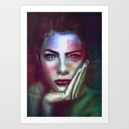Ver Art Print