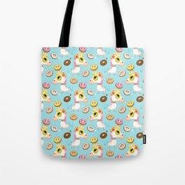 SAILOR PINK Unicorn Dream Tote Bag