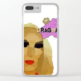 Dragnation Season 3 - WA- ????? Clear iPhone Case