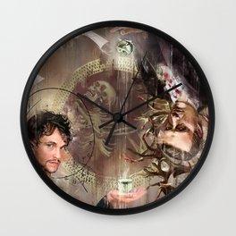 Mind Palace Wall Clock