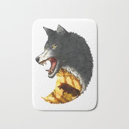 Alpha Bath Mat