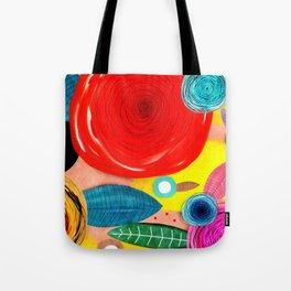 Glück kann man trainieren - Rupydetequila ultimative Farben Tote Bag