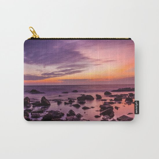 purple romance Carry-All Pouch