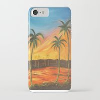 desert iPhone & iPod Cases featuring Desert by ArtSchool
