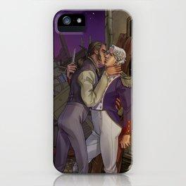 Les Misérables iPhone Case