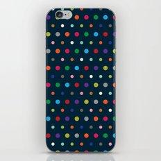 Color Polka iPhone & iPod Skin