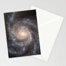 Pinwheel Galaxy Stationery Cards