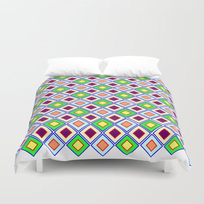Klassik Muster   (A7 B0009) Duvet Cover