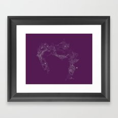 drip_01 Framed Art Print