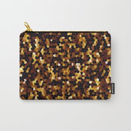 Mosaic Texture G37 Carry-All Pouch