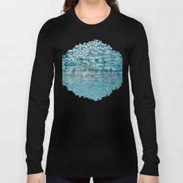 Turquoise Long Sleeve T-shirt
