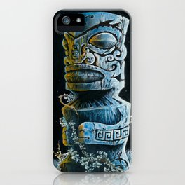 Marquesan Entwined iPhone Case