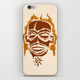 PNG AFIRE iPhone Skin