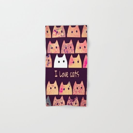cat-199 Hand & Bath Towel