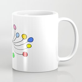 abstraction and game 3 – abstraction,abstract,minimalism Coffee Mug