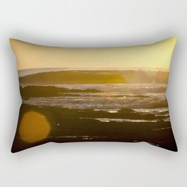 End of Day Rectangular Pillow
