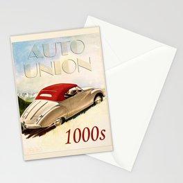 Automotive Art 400 Stationery Cards