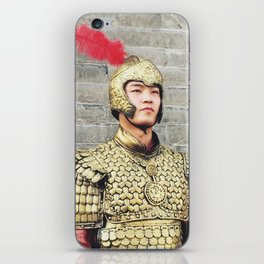 Chinese Guard iPhone Skin