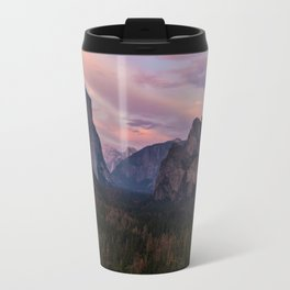 Yosemite Sunset Travel Mug