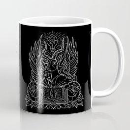 Information Antelope - White Lines Coffee Mug