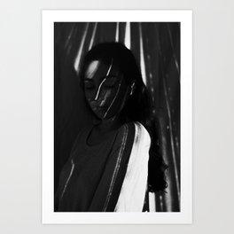 Emily Hansell Collaboration 4 Art Print