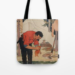 Ivory Soap Tote Bag