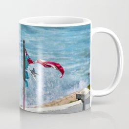 Una sola estrella Coffee Mug