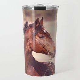 horse collection. Trakehner Travel Mug