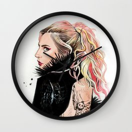 Heavy Metal Lover Wall Clock