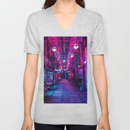 Entrance to the next Dimension Unisex V-Neck