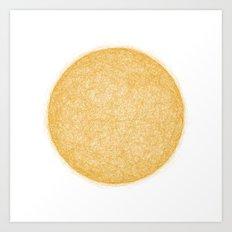 Sun #1 Art Print
