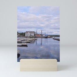 Harbor View Mini Art Print