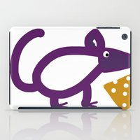 cheese iPad Cases featuring Cheese? by Stephanie Cole CREATIONS