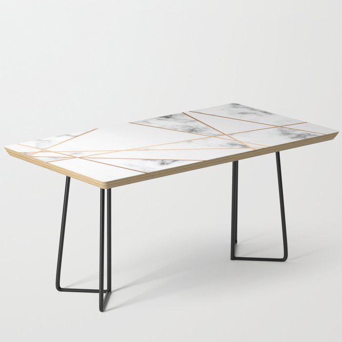 Marble Geometry 054 Coffee Table