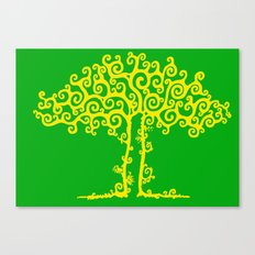 Branches Of Light Canvas Print