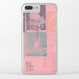 An Enemy of Sheep Clear iPhone Case