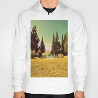 breathe Hoodies featuring Breathe by ARTbyJWP