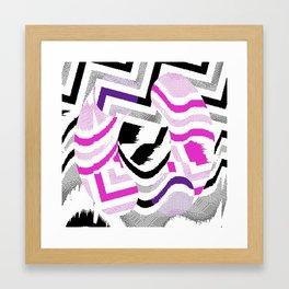swigzag Framed Art Print