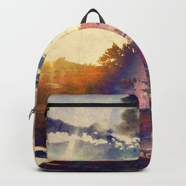 Weathered the Storm Backpack