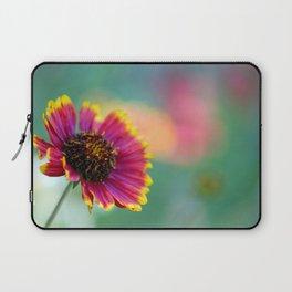 California Blanket Flower Laptop Sleeve