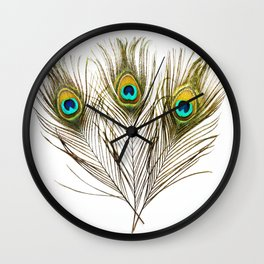 Feather Flex Wall Clock