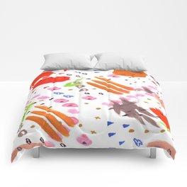 Otoño y su color Comforters