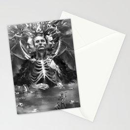 Lo imperador del doloroso regno Stationery Cards