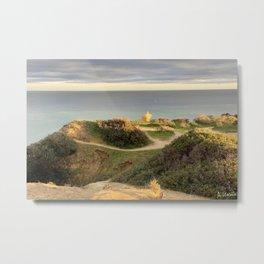 Atlantic Ocean Coast - Portugal Metal Print