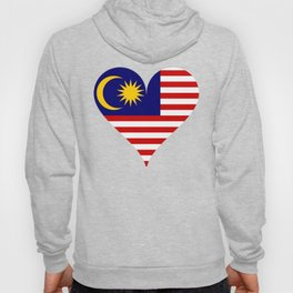 South east asia flag Hoody