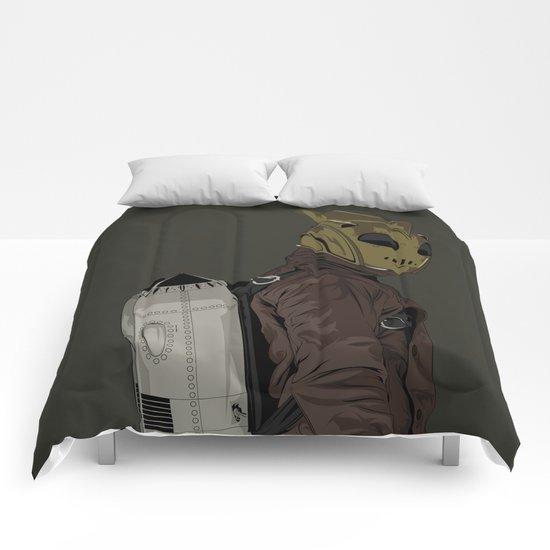 T. R. Comforters