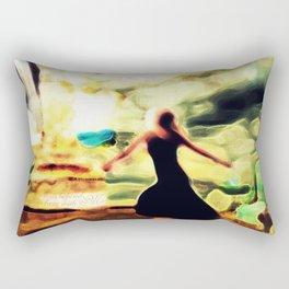 Find Freedom Rectangular Pillow
