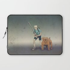 Time for Adventuring Laptop Sleeve